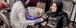 Tips Agar Lolos Mendonorkan Darah
